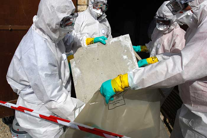 Asbestos removal Blackburn