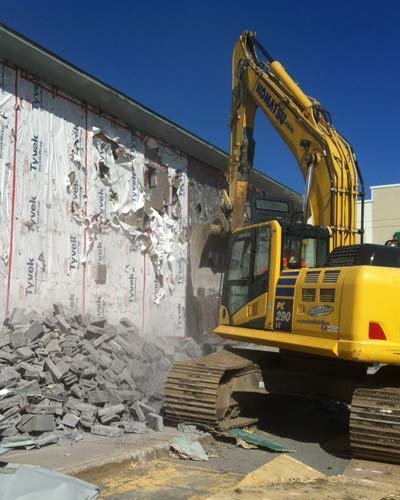 Demolition Contractors Melbourne CBD